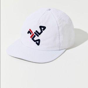 NWT Fila nylon baseball cap